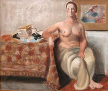 Картинки по запросу Louis Buisseret (1888 – 1956) nude