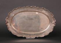Wallace Sterling Silver Platter