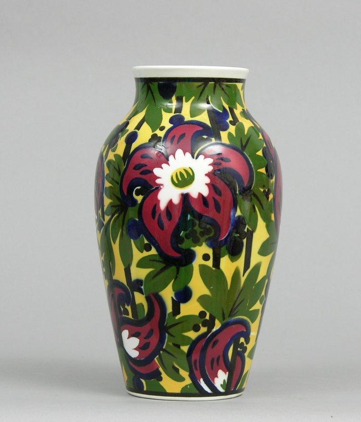 villeroy boch vase sold 276. Black Bedroom Furniture Sets. Home Design Ideas