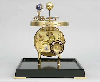 A Patek Philippe Grand Complication Display Clock by Franz ...