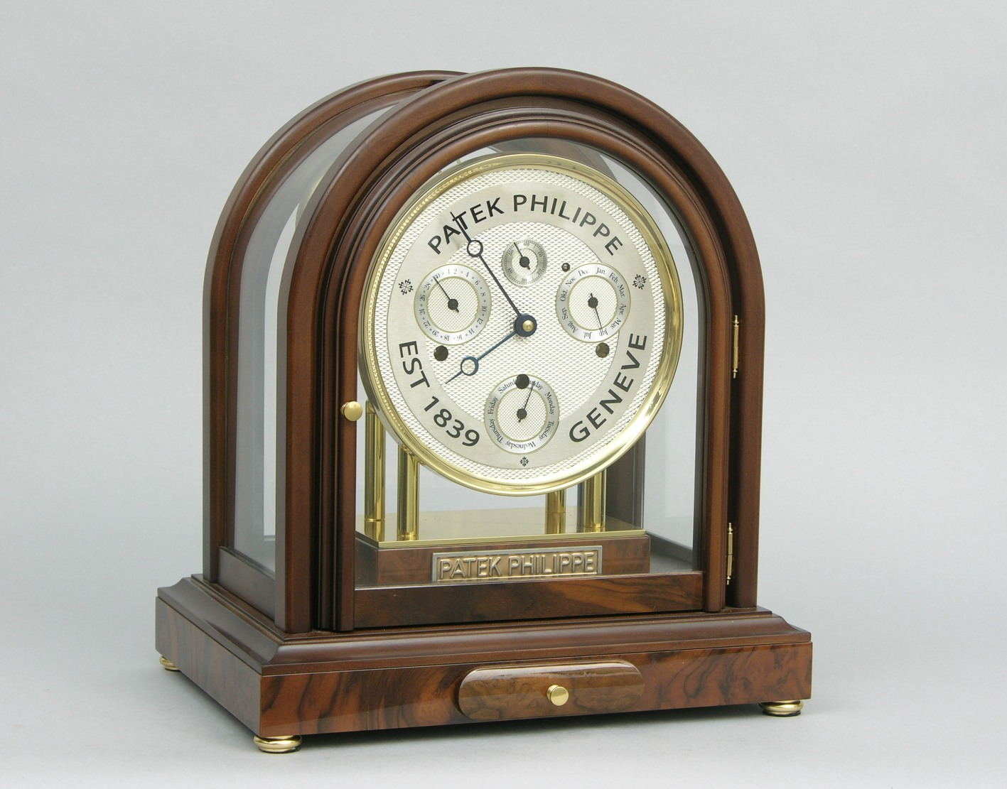 A Patek Philippe Annual Calendar Repeater Showroom Display
