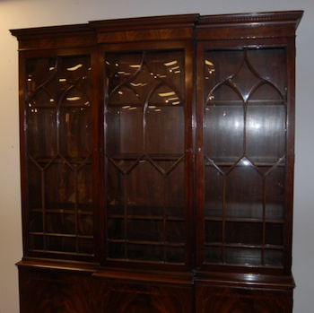 A Lovely Vintage China Cabinet Made by Baker Furniture, 11.16.07 ...