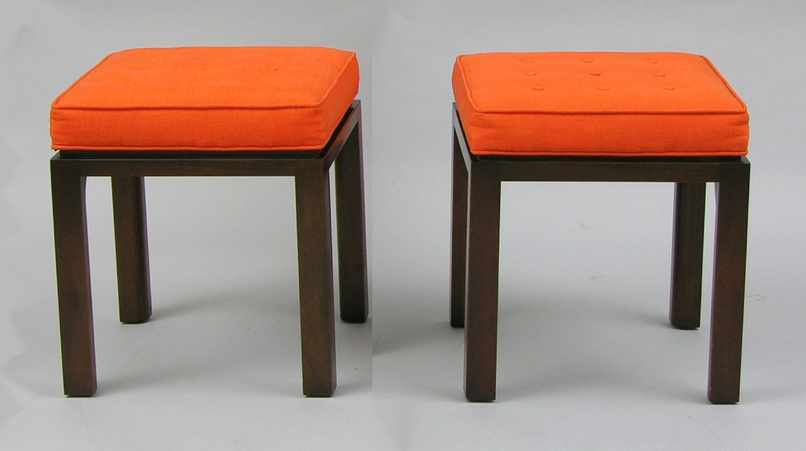 Awesome A Pair Of Harvey Probber Stools, Ca. 1950u0027s Nice Ideas