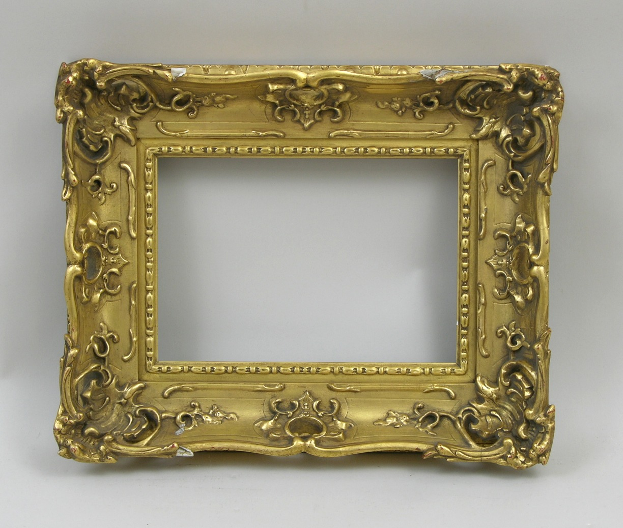 An Antique Beers Brothers Picture Frame, 09.13.08, Sold: $644