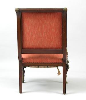 An Antique Armchair, Second Empire