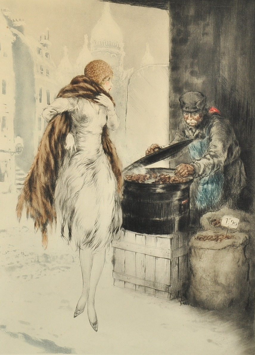 Louis Icart French American 1888 1950 09 24 09 Sold
