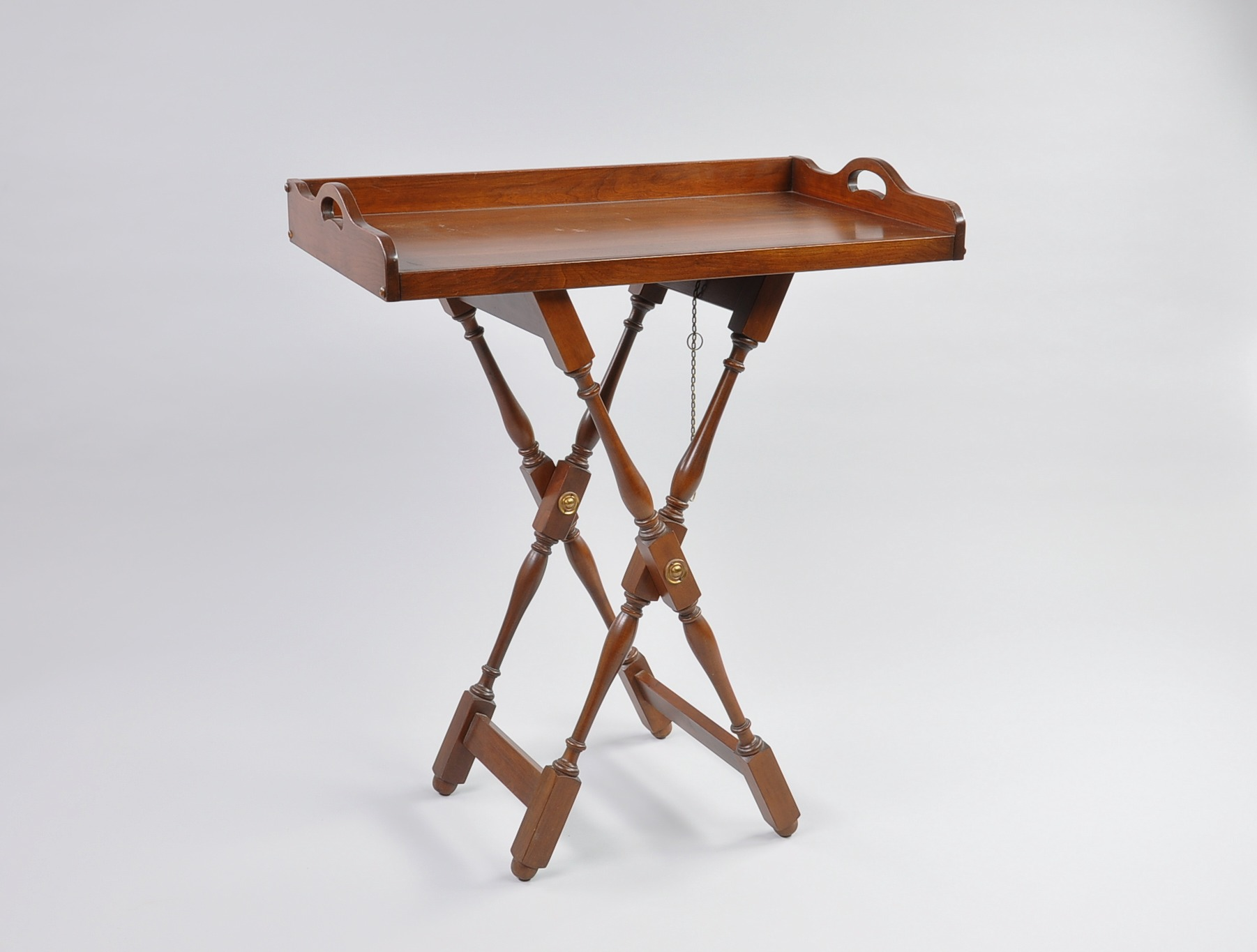 A Folding Butler s Tray Table 09 26 09 Sold $178 25