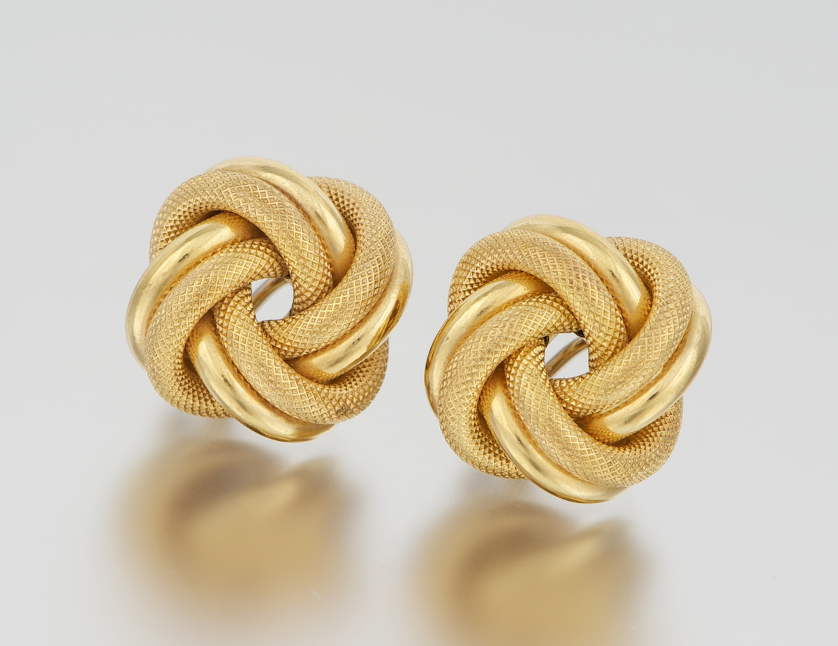 Italian Gold Earrings Famous Earring 2018