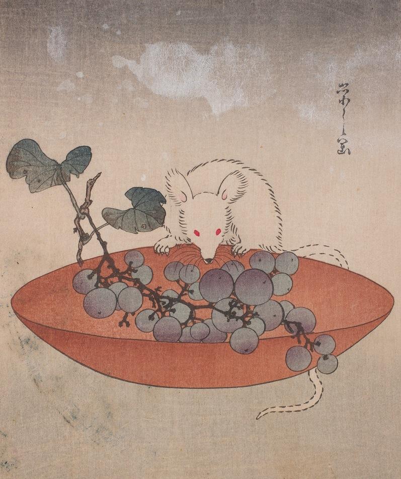 мышка японская картинка разгрома немцем под