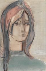 Francoise Gilot (French, b. 1921)