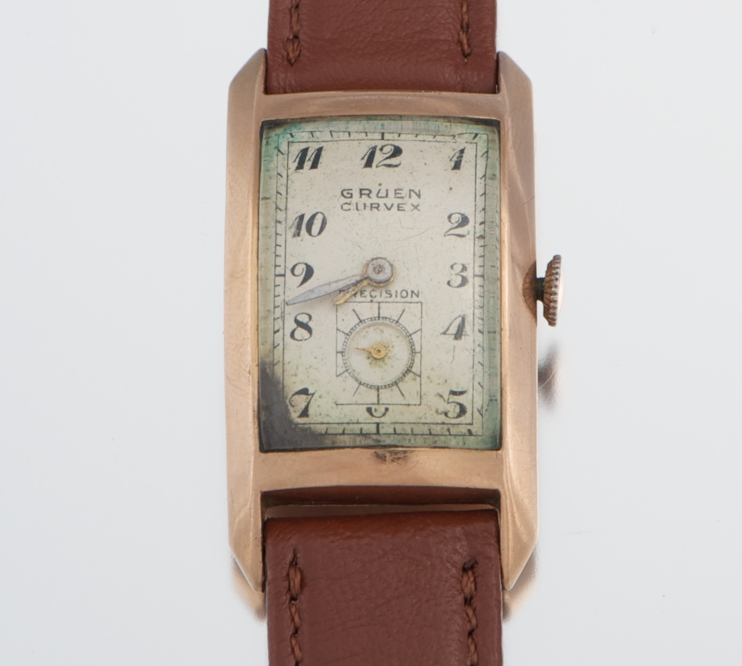 how to date a gruen wrist watch