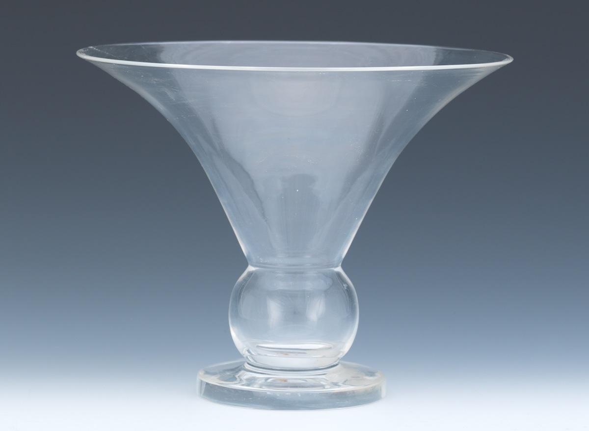 Steuben Vase Designed By Sidney Waugh Amp Frederick Carder