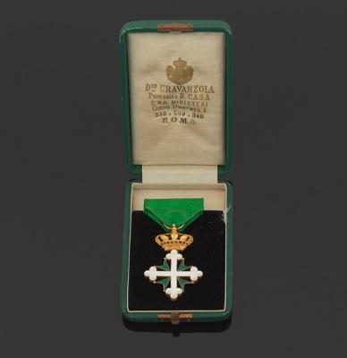 Italian Order Of Saint Maurice And Saint Lazarus 11 08 12