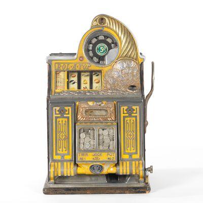 watling rol a top slot machine