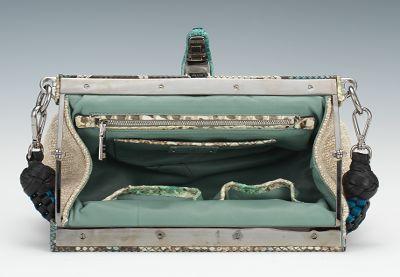 fake prada purses for sale - Prada Lino Twist Frame \u0026quot;Borsa Cerniera\u0026quot; Shoulder Bag , 12.13.13