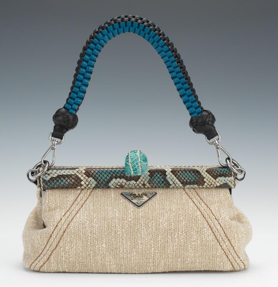 Prada Borsa Cerniera Bag