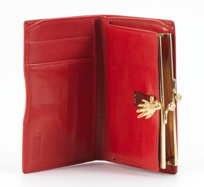 0d897bf3b6cb50 A Gucci Hand Clasp Wallet, 05.25.13, Sold: $207