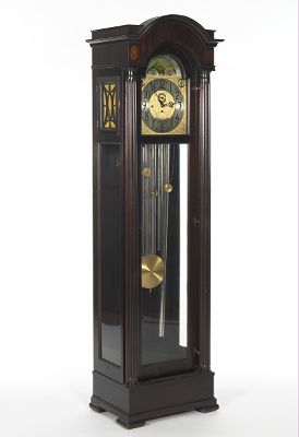 Colonial of zeeland grandfather clock