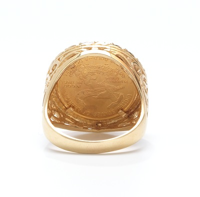 Antique Liberty Ring