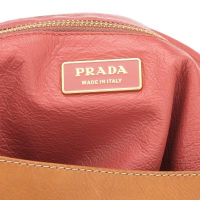 Prada Semitracolla Flap Top Vitello Chain Shoulder Bag, 03.28.14 ...