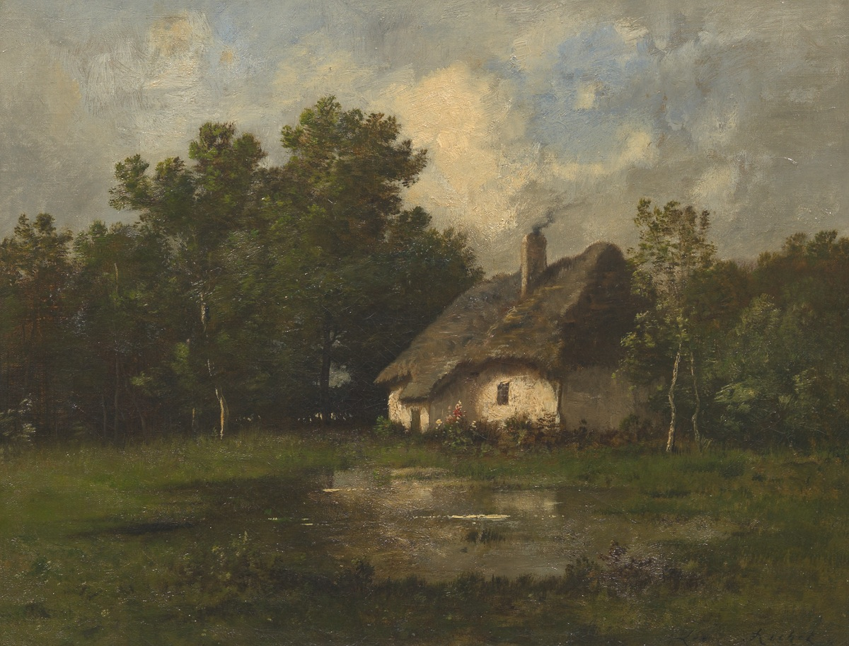 Leon Richet French 1847 1907 03 27 14 Sold 1667 5