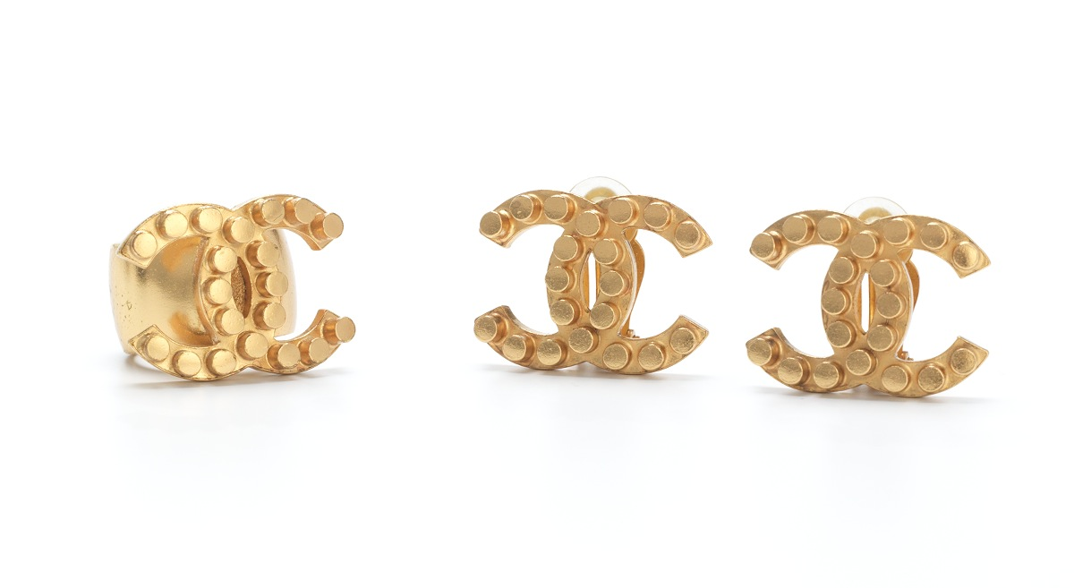 Chanel Earrings Fashion Jewelry Chanel Vintage Costume Jewelry