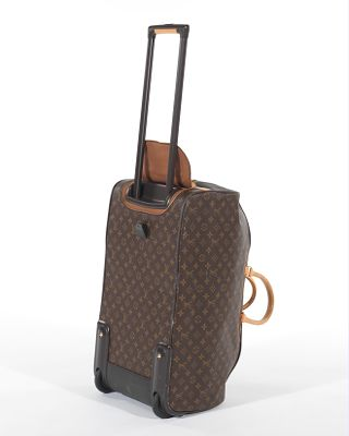 d3a4d34a22d2 Louis Vuitton Eole 60 Monogram Canvas Rolling Duffle Bag