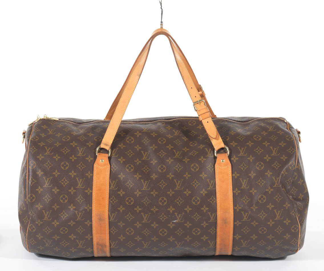 36b1cf39ae Louis Vuitton Vintage Monogram Canvas Sac Souple Duffle Bag, 05.23 ...
