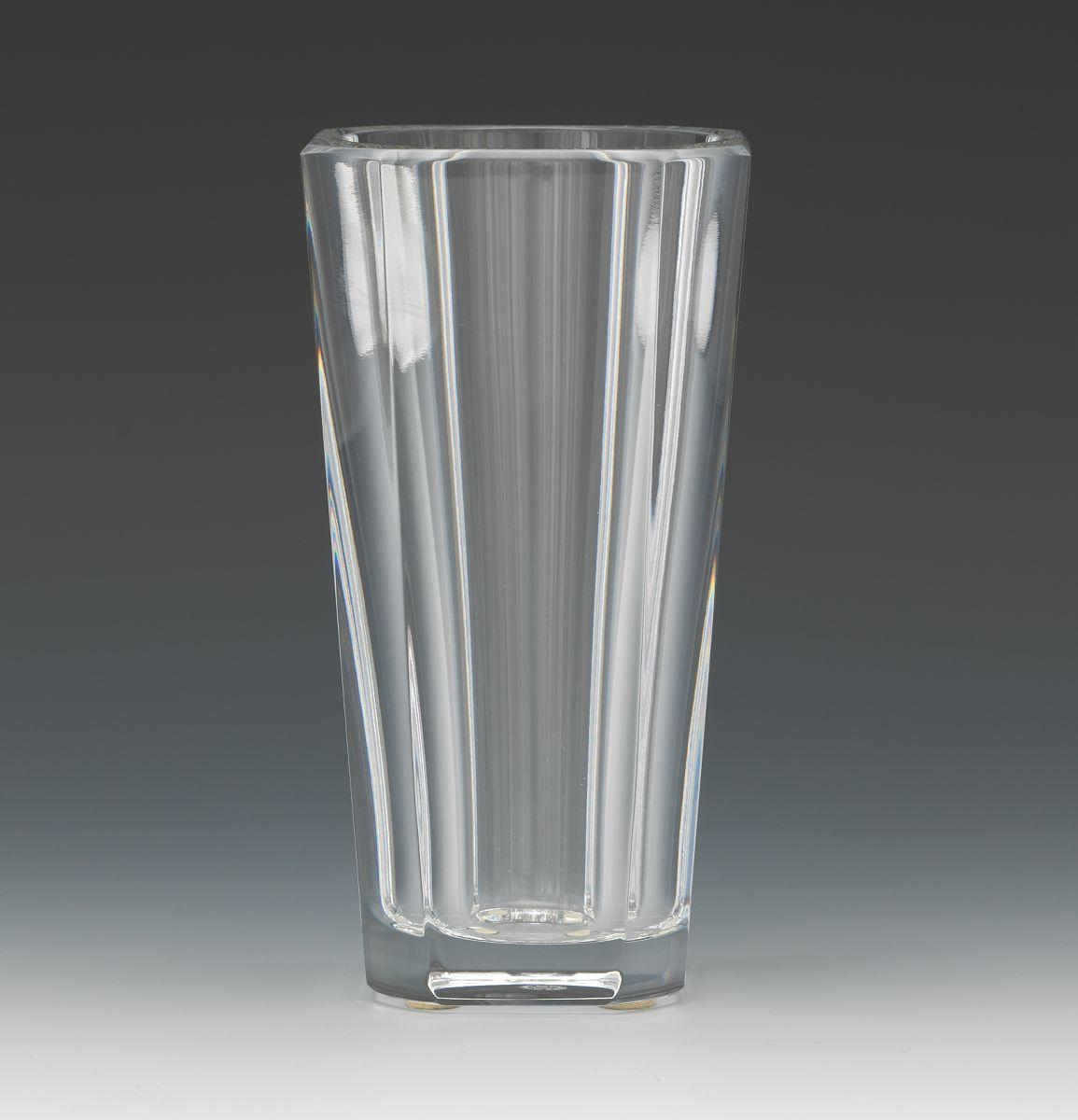 A baccarat crystal diane vase 103014 sold 20125 a baccarat crystal diane vase reviewsmspy