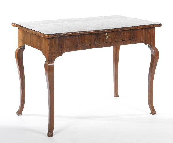 An Antique Italian Writing Table, Ca. 1770