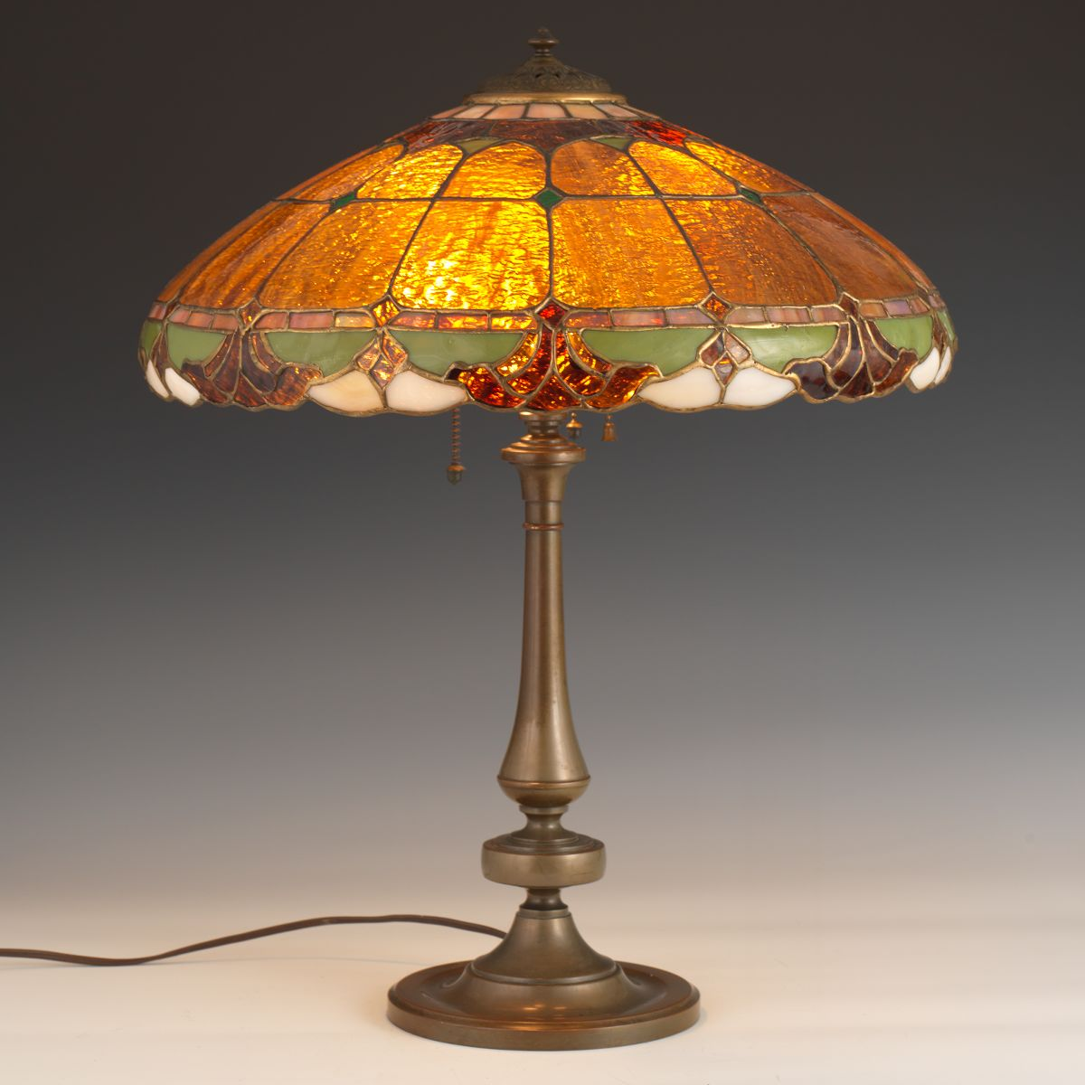 Wilkinson fleur de lis leaded glass shade lamp 090414 sold 1380 wilkinson fleur de lis leaded glass shade lamp mozeypictures Image collections