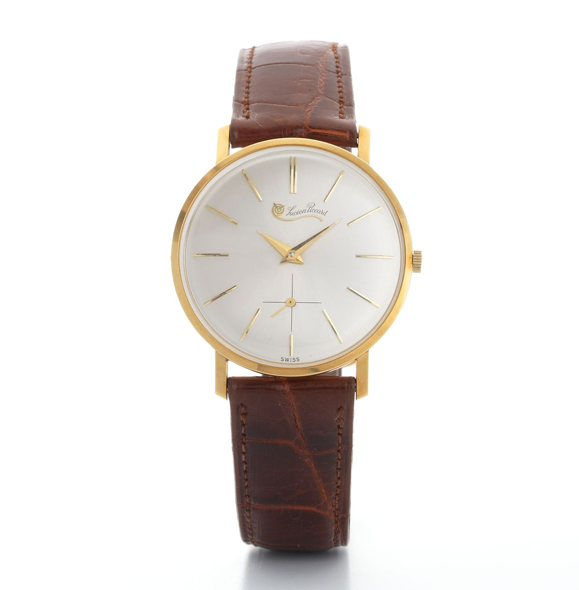 a gentleman s lucien piccard gold 09 05 14 sold 713