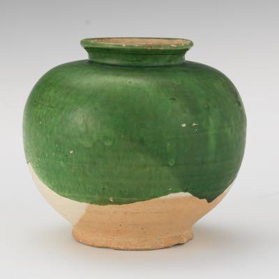 Tang Dynasty Jar 121215 Sold 3776