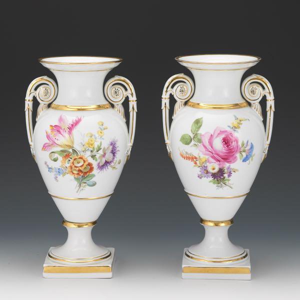 Meissen Vase Value Vase And Cellar Image Avorcor