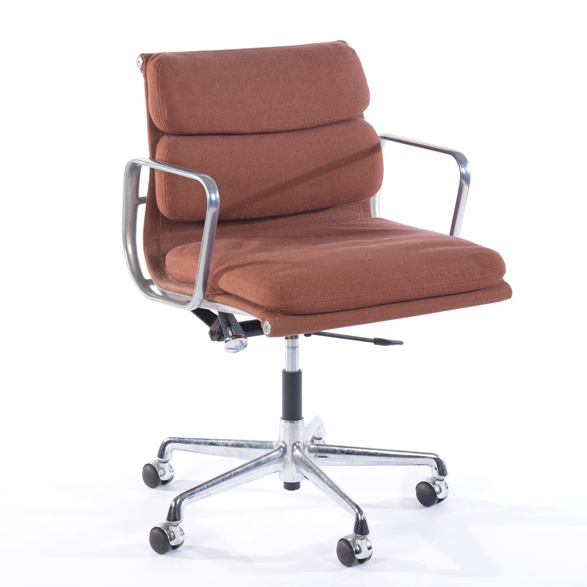 Charles Eames for Herman Miller Soft Pad Executive ChairCharles Eames for Herman Miller Soft Pad Executive Chair   02 21 15. Eames Soft Pad Management Chair Used. Home Design Ideas