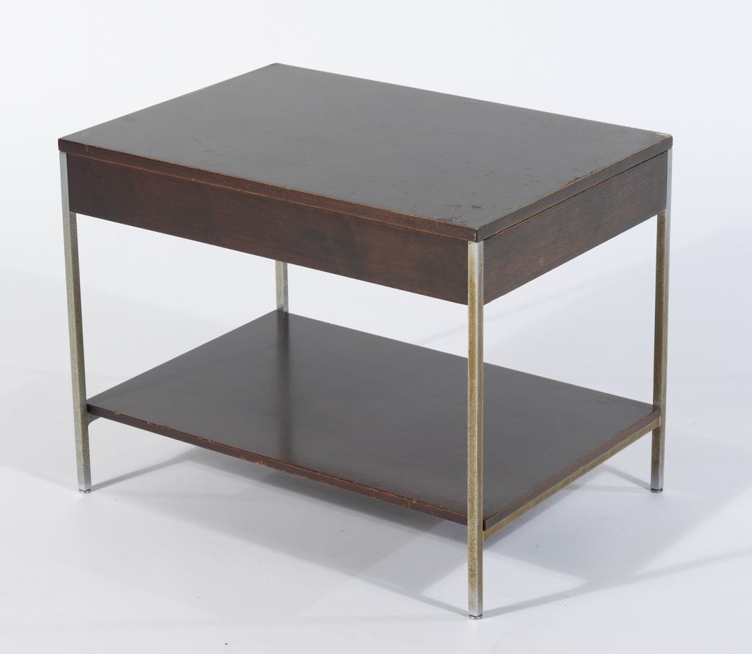 George Nelson For Herman Miller Single Drawer Side Table