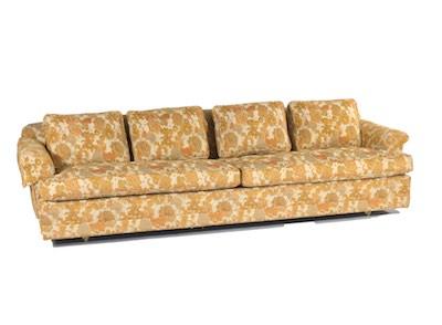 Edward Wormley Sofa Model 488 For Dunbar