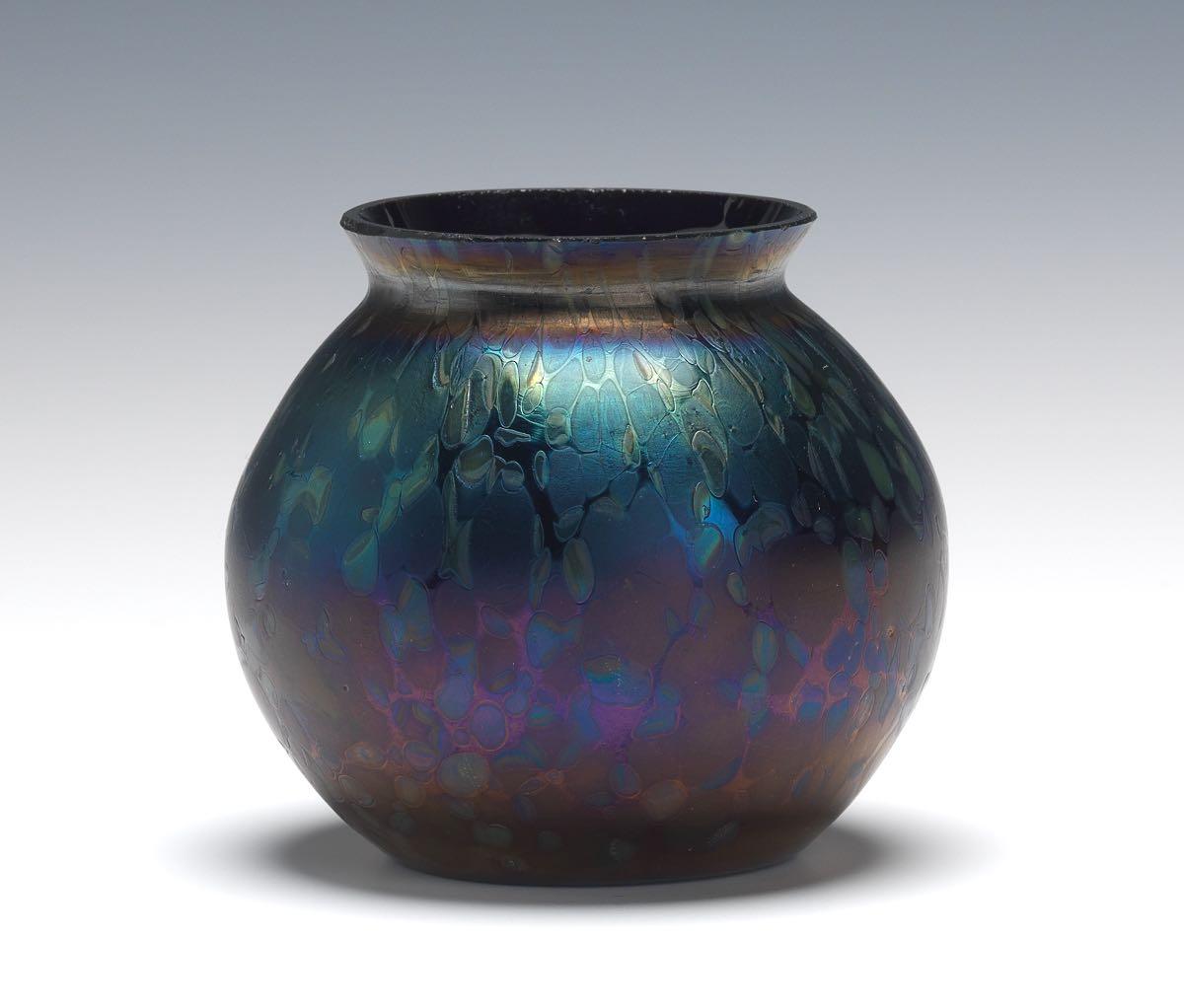 Loetz art glass cabinet vase 041815 sold 18975 loetz art glass cabinet vase reviewsmspy