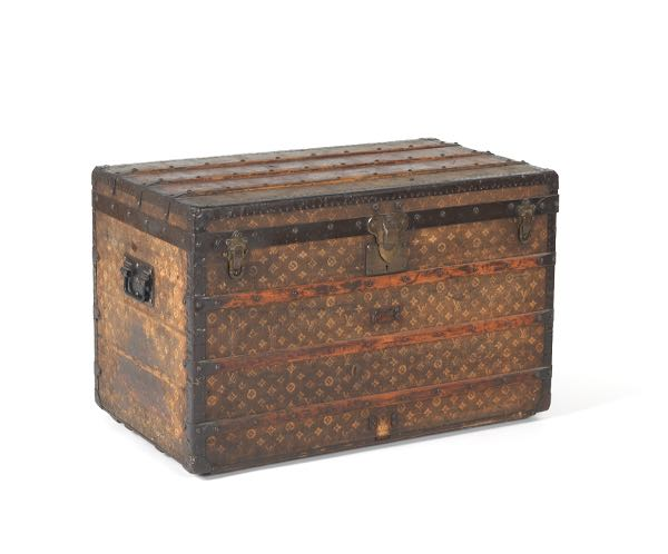 3524183a08b0 Louis Vuitton Steamer Trunk