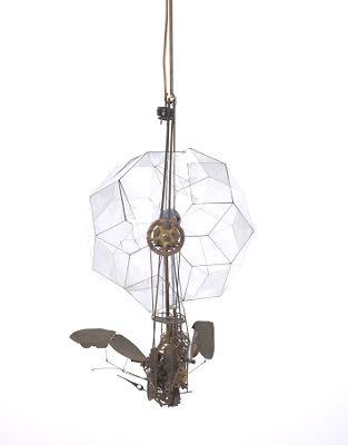 David Seitzinger and John Vahanian, Flying Machine, 10.31 ...