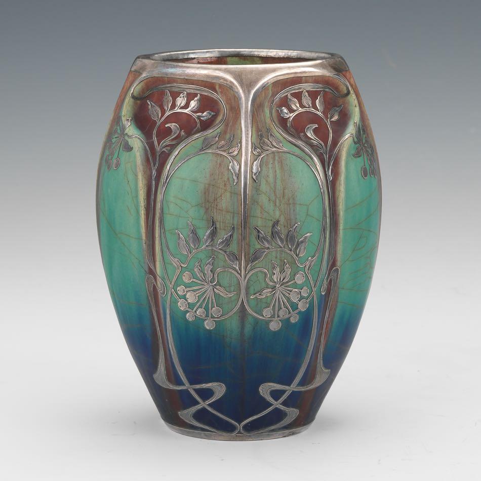Blue Overlay Glass