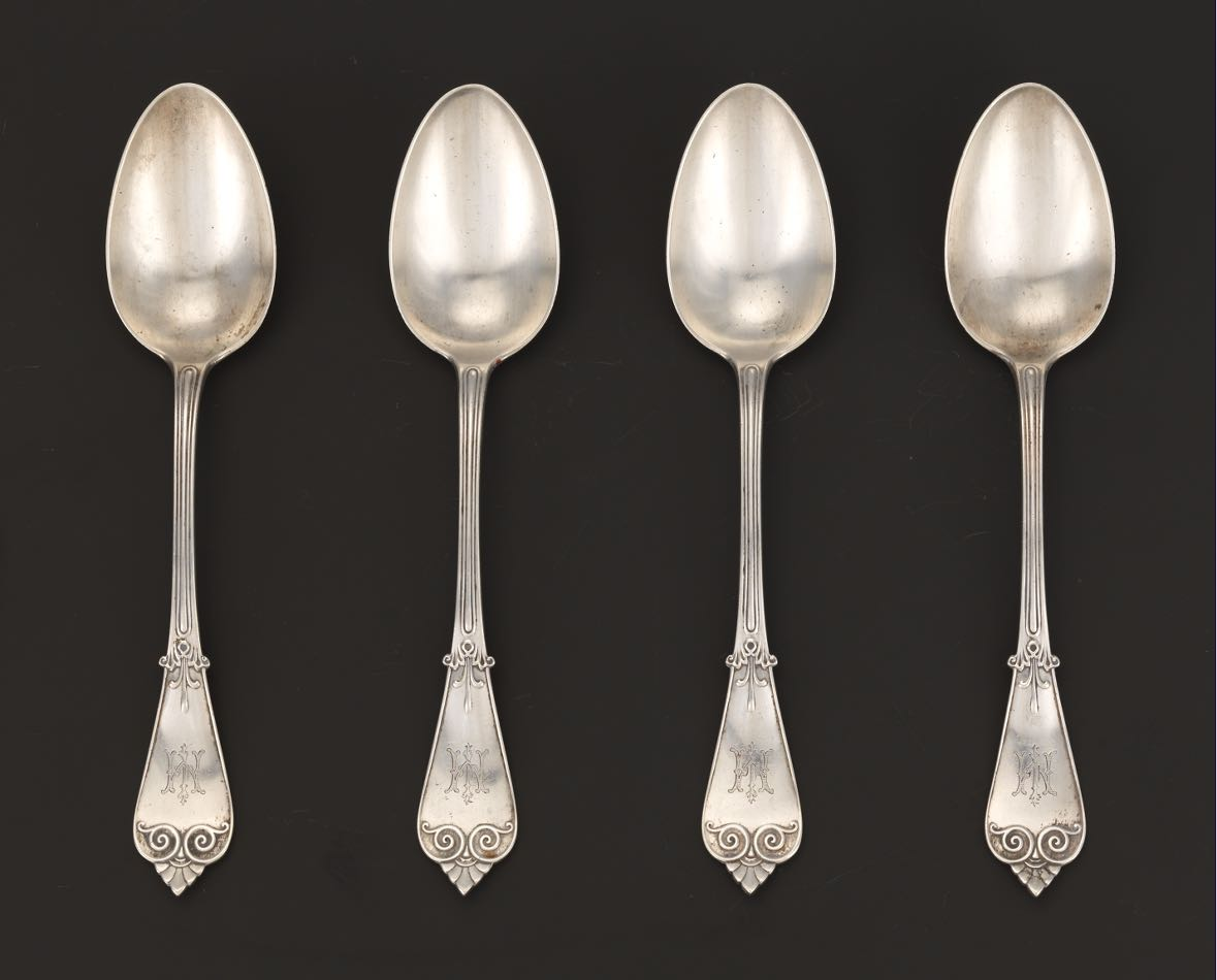 Antique Serving Spoons Best 2000 Antique Decor Ideas