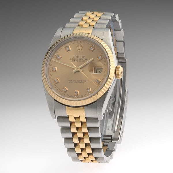 Rolex Oyster Perpetual Day Date 18k 750 Geneve Swiss Made
