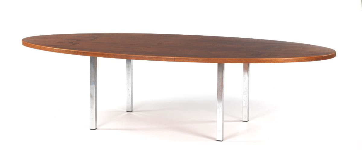 Milo Baughman For Thayer Coggin, Rosewood Coffee Table