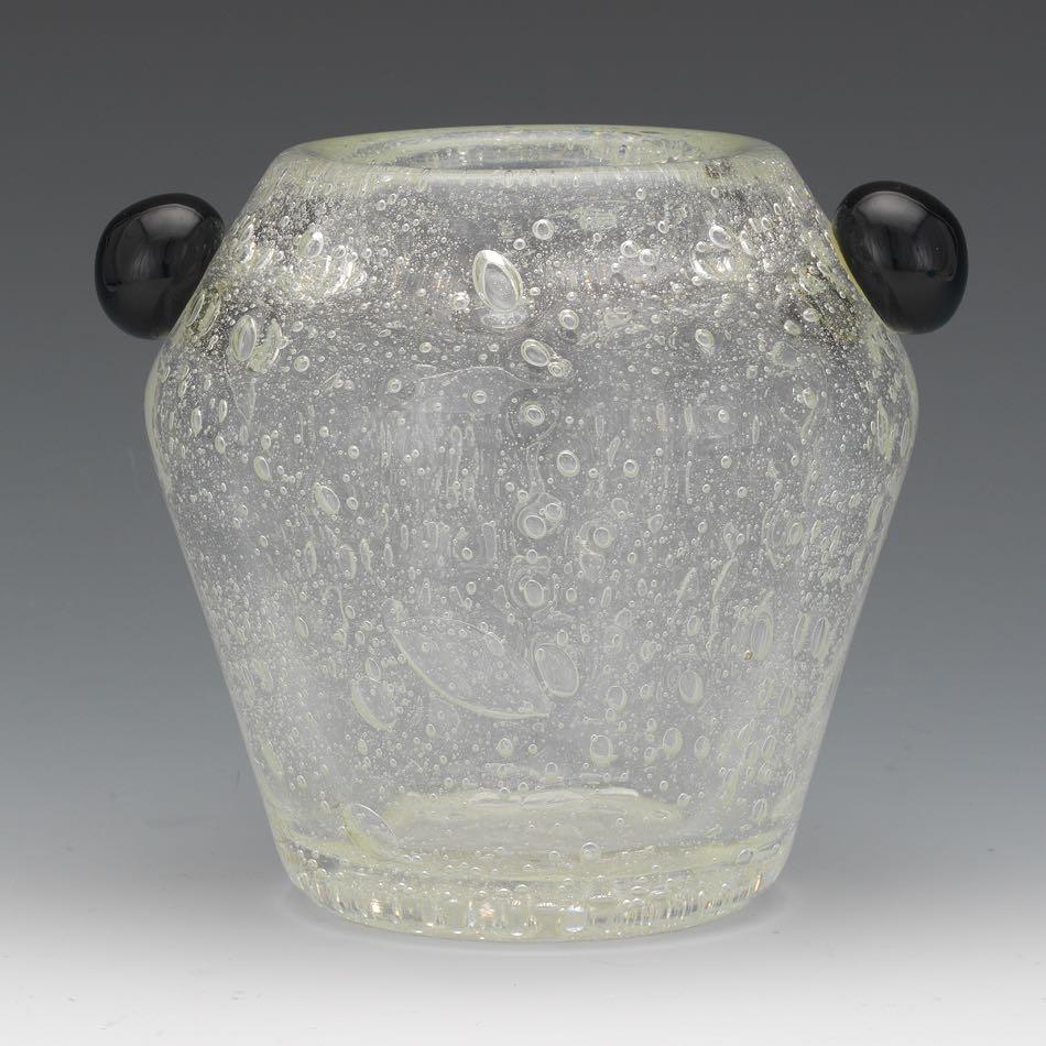 Schneider bubble glass vase ca 1950s 090315 sold 575 schneider bubble glass vase ca 1950s reviewsmspy