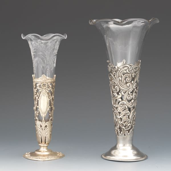 Silver Vase Aspire Auctions