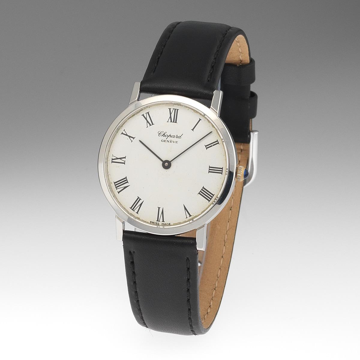 Chopard Geneve Vintage Ultra Slim Men's 8008 Classique ...