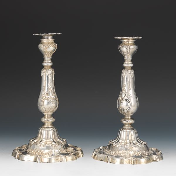 cfc3fad6d4e Gorham Sterling Silver Candlesticks