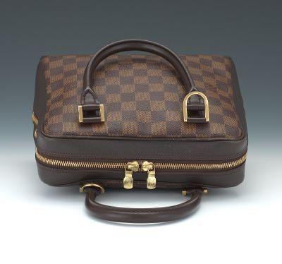 5fae642c5cf5 Louis Vuitton Damier Ebene Canvas Brera Handbag - HandBags 2018