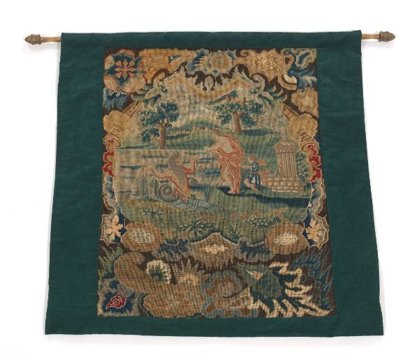 Decorative Wall Hanging Rods : Tapestry aspire auctions